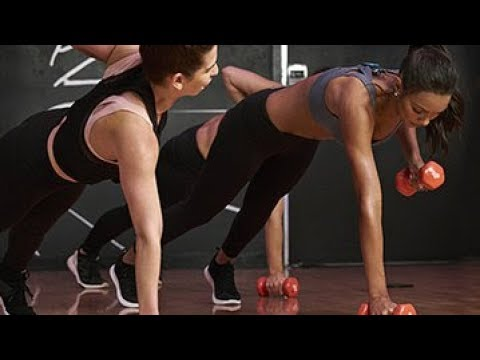 Victoria's Secret Train Like An Angel Live: Lais Ribeiro + 305 Fitness - Full Workout