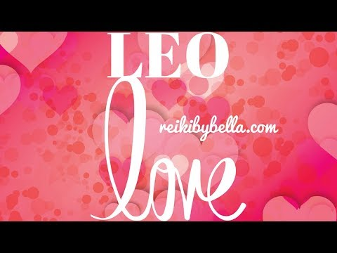 LEO***WEDDING BELLS ARE RINGING FOR YOU LEO***THIS IS TRUE LOVE***TIME TO FALL***JUNE