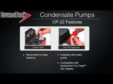 CP 22 Condensate Pump DiversiTech