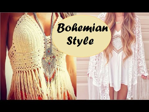 how to dress bohemian - Clothes & Accessories