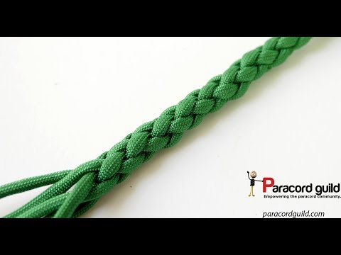 Round sinnet- ABoK 3021- round braid tied another way