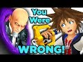 Kingdom Hearts Timeline NOT What You Thought The SCIENCE Of Kingdom Hearts