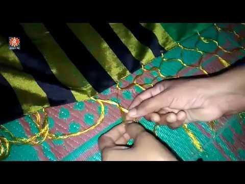 How to make saree kuchu easily I saree tassels I kuchu making video I By Sri Tv