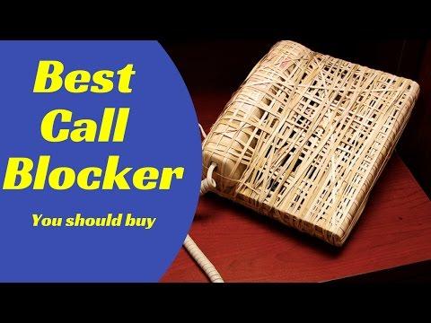 Call Blocker For Land phone/Top 7-Call Blocker