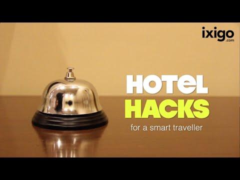 Coolest Hotel Room Secrets - Tricks For A Smart Traveller