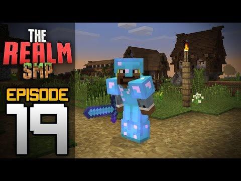 Realms Multiplayer Survival Ep. 19 - I'M BACK!!! - Minecraft PE (Pocket Edition)