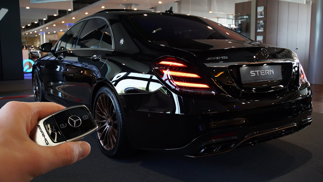 2020 Mercedes S65 AMG Final Edition (630hp) - Sound & Visual Review!