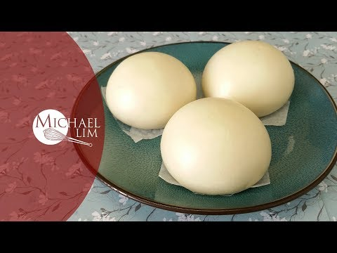 Basic Steamed Buns / Newly Improved Recipe