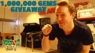 1,000,000 Gems Giveaway