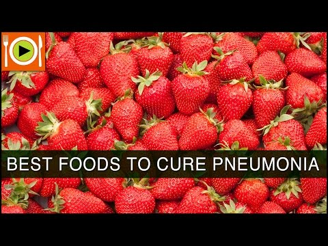 Foods to Cure Pneumonia | Including Liquids & Antioxidant Rich Foods