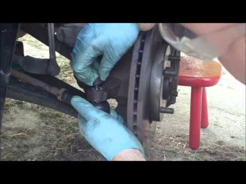 How To Change Tie rods (Ford Focus)