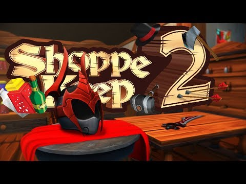 Shoppe Keep 2 - A Whole New Open World! - Cooking, Selling & Spider Hunting - Shoppe Keep 2 Gameplay