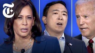 The Third 2019 Democratic Debate: Key Moments   NYT News