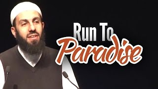 Run to Paradise - Bilal Assad