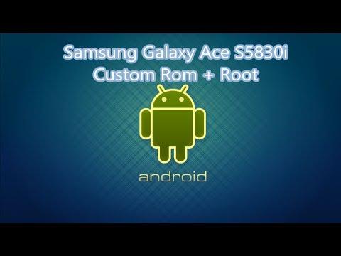 [ANLATIM] Samsung Galaxy Ace s5830i Root + Custom Rom yükleme