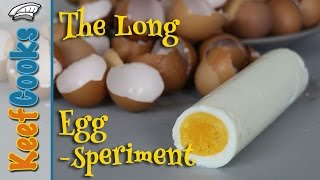 The Long Egg Speriment