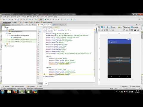 Using Vibration in Android Studio