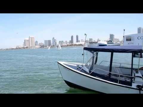 San Diego Bay Water