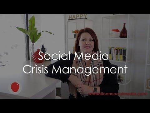 Social Media Crisis Management Best Practices