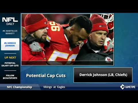 Potential NFL Salary Cap Cuts Featuring: Dez Bryant, Jordy Nelson, Clay Matthews, & Michael Crabtree