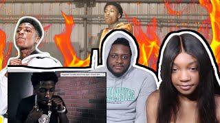 YoungBoy Never Broke Again - Unchartered Love [Official Music Video] | REACTION!!