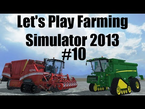 Farming Simulator 2013 S7E10 preparing hay
