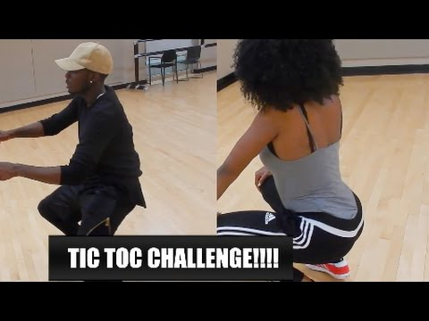 FREESTYLE TO SALTY- TIC TOC | DANCE VLOG!