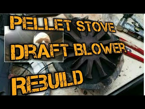 Pellet stove shop heater repair and fabrication