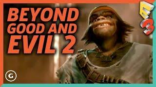 Beyond Good and Evil 2 World Premiere Presentation | E3 2017 Ubisoft Press Conference