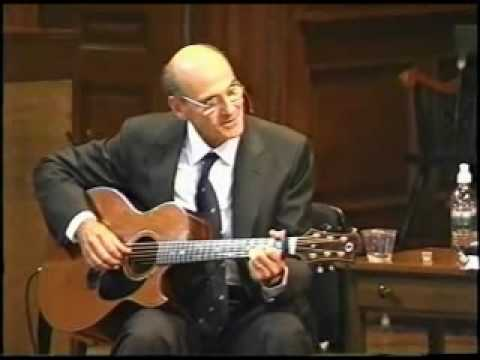 James Taylor at Williams College Commencement
