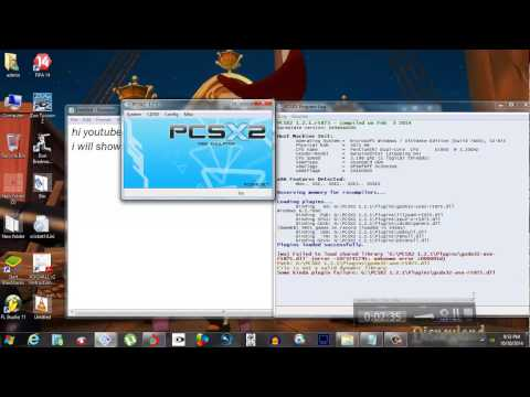 PCSX2 1.2.1 PS2 emulator best configuration for fast gameplay