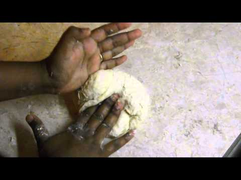 How To Make Pizza - Recipe In Tamil Part I Making Of Pizza Base or Crust