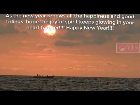 Wish you happy new year ...2018