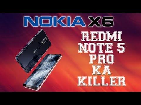 Nokia X6 Sabka Badla Lega, Redmi Note 5 Pro Ka Killer, Fun Style #GFRP #GTUFamily