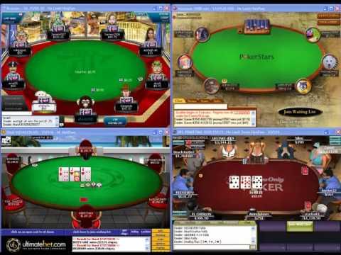 Online Poker Video Tutorial Strategy for Winning Money  The Biggest Secret in Online Poker