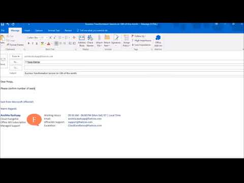 How to set permission while sending an email from Outlook 2016?