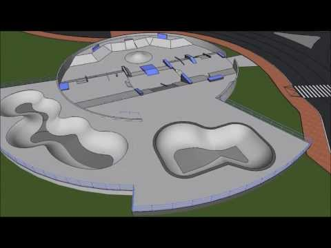 Spot Skateparks Design + RTMF Bowl Builders: Skatepark Cabo Frio - RJ