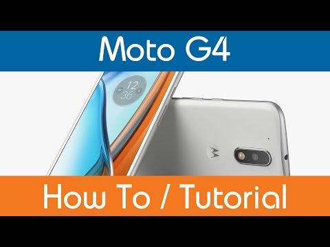 How To Change Default Messaging App - Moto G4