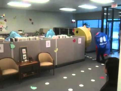 Halloween Pac Man