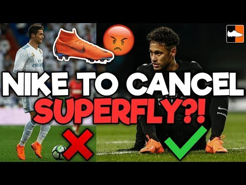 Is The Superfly Doomed??! Should Nike Change The Mercurial?