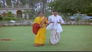 Kannada Bhagyalakshmi Baramma movie Dr Rajkumar movie comedy scene video