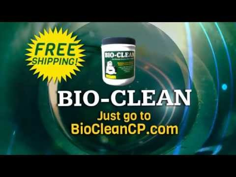 BIO-CLEAN All Natural Enzyme Drain Cleaner http://www.BioCleanCP.com