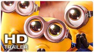 MINIONS 2 THE RISE OF GRU Trailer #2 International (NEW 2020) Animated Movie HD