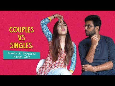 Xxx Mp4 Couples Vs Singles Romantic Bollywood Movies Quiz Ft Arushi Amp Joshua Ok Tested 3gp Sex