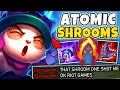 DON39T HIT A SHROOM OR YOU DIE FULL AP TEEMO WILL ONE SHOT YOU LAND MINES League Of Legends