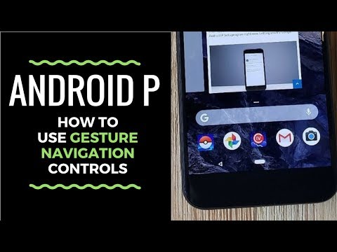 How to Enable Android P Beta Gesture Controls & Navigation