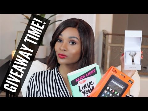 THE ULTIMATE #ALPHABABE GIVEAWAY!