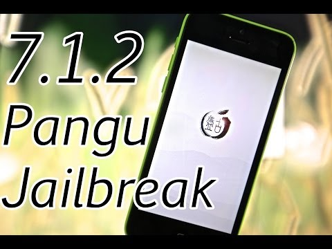How To Jailbreak iOS 7.1.2 / 7.1 Untethered - Pangu 1.1.0 iPhone, iPad & iPod