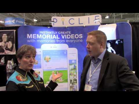 PICLIF Memorial Video App