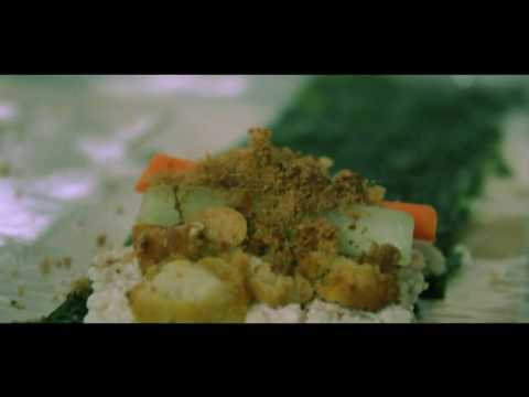 How To Make: TOFU SUSHI with Cinematography :)